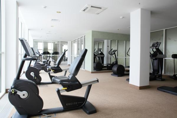 Nous nettoyons votre salle de fitness