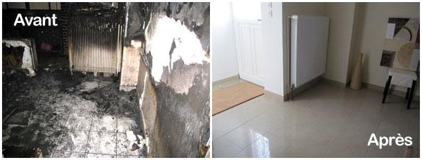 nettoyage apr s un sinistre une urgence acad mie propret et services. Black Bedroom Furniture Sets. Home Design Ideas
