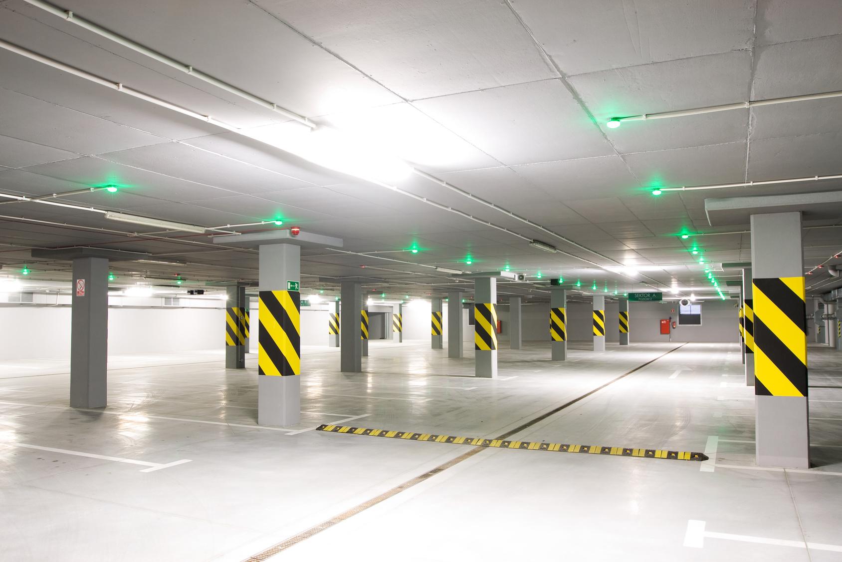 nettoyage parking